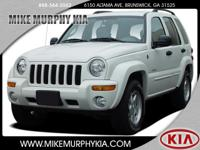 This 2004 Jeep Liberty Renegade might just be the SUV