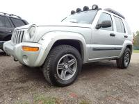 Options:  2004 Jeep Liberty Renegade 4Wd 4Dr