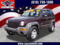 Options:  2004 Jeep Liberty Sport|We Sell Our Vehicles
