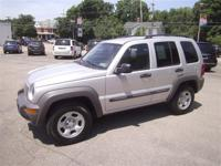Options Included: N/AUsed 2004 Jeep Liberty 4x4