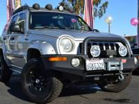 2004 JEEP LIBERTY @@ RENEGADE 4X4 @@ ONLY 62K MILES AND