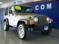 2004 JEEP Wrangler Ask for Mary Gullan the Internet
