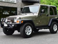 1-Owner! Hard Top! Rubicon! 4x4! Automatic