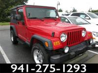 2004 Jeep Wrangler Our Location is: Mercedes-Benz of