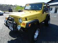 With only 77,000 Miles this Jeep Wrangler Rubicon is