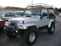Options Included: N/A4X4 JEEP WRANGLER-- RUBICON PCKG--