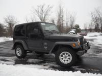 Options:  2004 Jeep Wrangler Sport|Sport 4Wd 2Dr