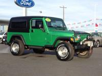2004 Jeep Wrangler Sport Utility Unlimited Our Location