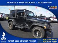 Used 2004 Jeep Wrangler,  DESIRABLE FEATURES:  a