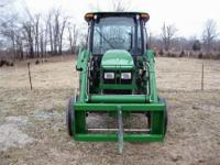 Description Make: John Deere Year: 2004 Horse Power 67,