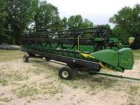 Description Make: John Deere Year: 2004 30 FT,