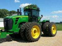 2004 JOHN DEERE 9230, Engine: 235hp, 1900 hrs, 4WD,