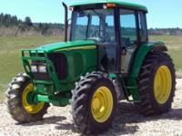 2004 John Deere Farm/Agriculture tractor - Hour gauge