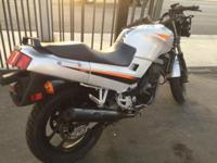 '04 Kawasaki Ninja 250R -4k miles -Clean title -Well