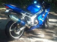 The most powerful 600 sportbike built in 2004! Been