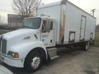 2004 Kenworth T300. 2004 Kenworth T300 design in