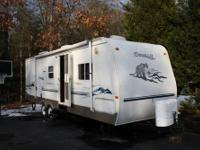 2004 Keystone Cougar 275RB, great camper to get away