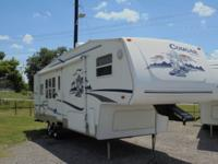 The Keystone Cougar is one of the finest 5th wheel