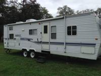I have for sale a 2004 Keystone Hornet 30' with large