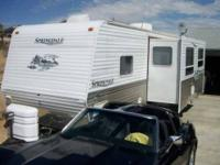 2004 Keystone Springdale Travel Trailer 2004 Keystone