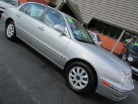 The 2004 Amanti is Kia's first midsize 4 door Sedan.