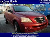 Options:  2004 Kia Sorento Lx|/|V6 3.5L Automatic|0