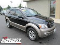 2004 Kia Sorento SUV EX Our Location is: Dave Arbogast