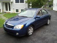 2004 KIA SPECTRA EX 101,000 MILES KEPT IN GREAT SHAPE.