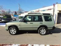 2004 Discovery II Super clean, One owner, Non-smoker -