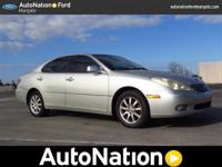 Here is a 2004 Lexus ES 330 that you have actually been