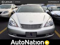 This 2004 Lexus ES 330 is proudly provided by Lexus of