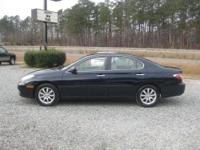 Very nic. 1-Owner 2004 Lexus ES 330 with only 134k!