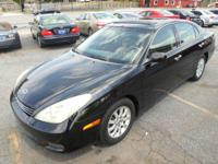 2004 LEXUS ES 330 FULLY LOADED AUTOMATIC WITH 103K.