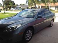 2004 Lexus ES 330 This luxury vehicle has 75,000