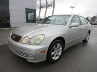 Options:  2004 Lexus Gs300|***Highlights*** Only 94591