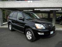 on sale: $16,995 retail price: $19,995 2004 Lexus GX