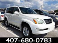 2004 Lexus GX 470 Our Location is: AutoNation Toyota