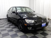 Beautiful 2004 Lexus IS 300We use over 40 banks to