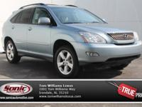 This 2004 Lexus RX 330 SUV provides a well-appointed