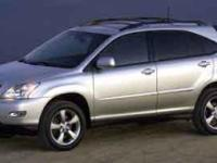 Scores 26 Highway MPG and 20 City MPG! This Lexus RX