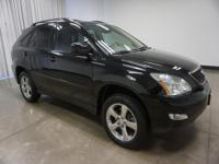2004 Lexus RX Black 330 5-Speed Automatic Electronic