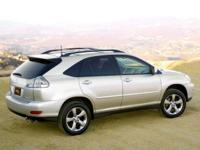 2004 Lexus RX 330. Performance Package (Air Suspension,