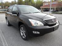 Excellent Condition. Well Equipped Lexus RX330 SUV 4WD!