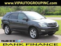 Exactly what can I say about this Lexus RX 330? My