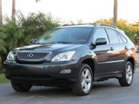 2004 LEXUS RX330 NAVIGATION, BACKUP CAMERA, HEATED