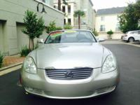 Options:  2004 Lexus Sc 430 Base 2Dr
