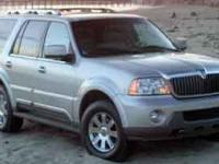 Options:  2004 Lincoln Navigator |This Vehicle Has Just