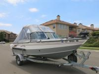 Up for sale is a fully loaded 2004 18' Fisherman