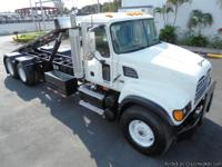 Stock #12431 **Ex-Municipal Truck** **400 HP Engine**