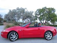 THIS 2004 MASERATI SPYDER GT CONVERTIBLE HAS A